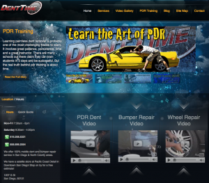 Dent Time Paintless Dent Repair / Removal San Diego